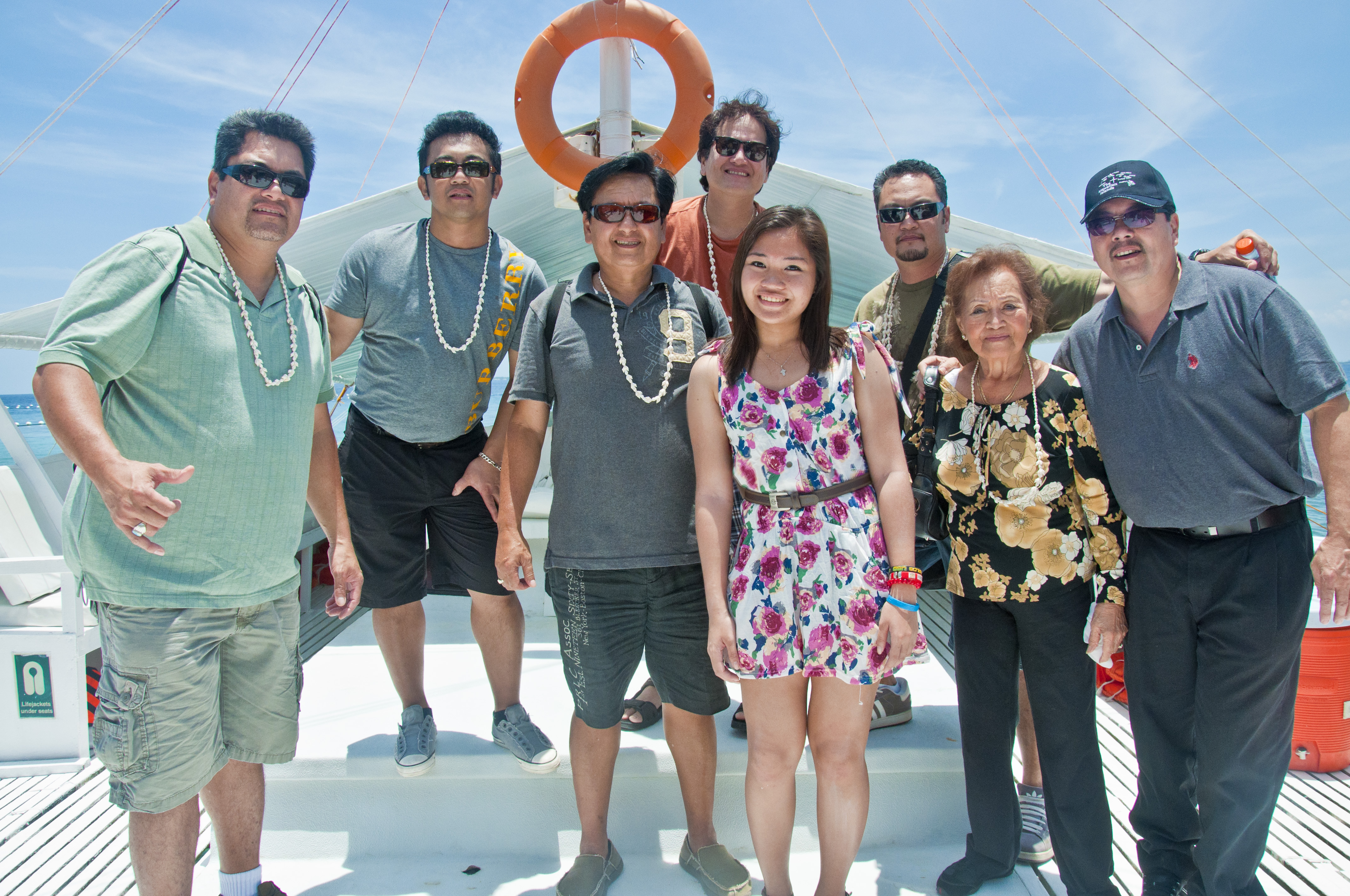 Bruno Mars' Family Goes Island Hopping | Christine Cueto Photography